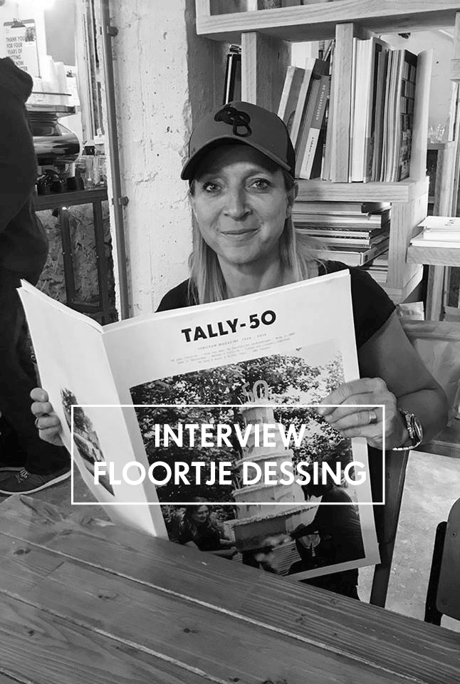 Tally-Ho interviewt Floortje Dessing