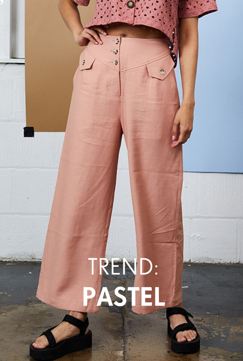 Trend: Pastel