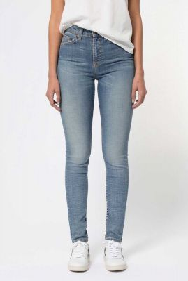 lichte high waist skinny jeans hightop tilde huntington 113265