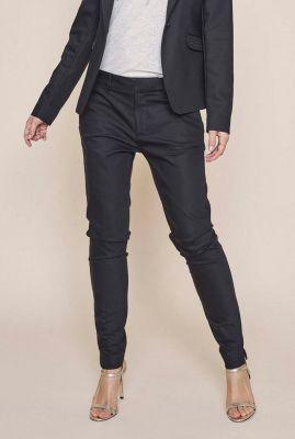 zachte high waist pantalon abbey night pant sustainable 118189