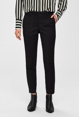 zwarte pantalon met stretch muse fie 16069746