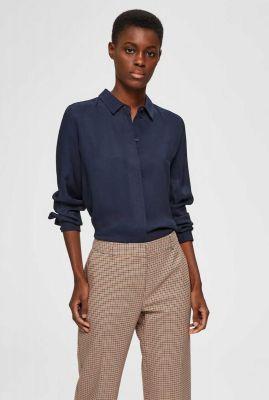 geweven blouse van een viscose stof arabella odette noos 16071823