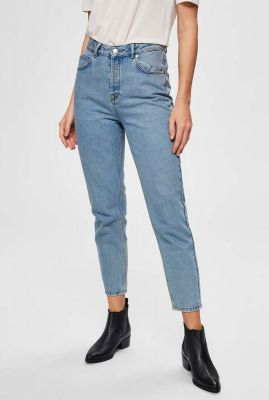 lichte high waisted mom jeans frida noos 16072635