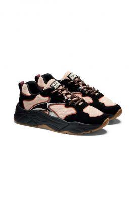 zwarte suède lage sneaker 21731098 celest black