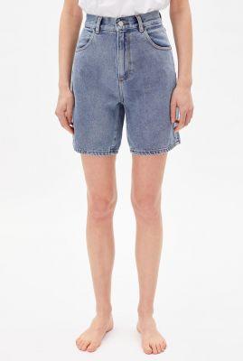 high waist denim short freyaa 30002895