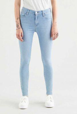 lichtblauwe super skinny jeans 720 mile high  52797-0221