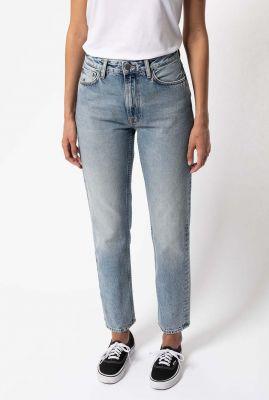 lichte high waist tapered jeans breezy britt light depot 113748