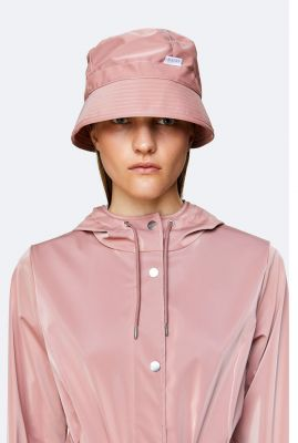 roze regenhoed bucket hat 2001