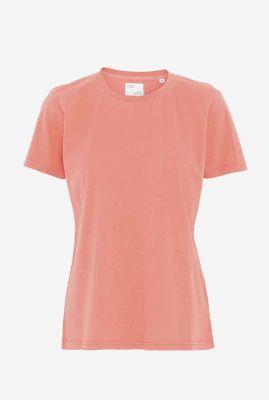 t-shirt van biologisch katoen women light organic tee CS2051