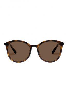 ronde bruine zonnebril le danzing2235 lsp2002235