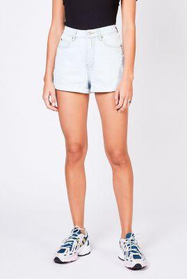 licht blauwe high waist short 1610103 jenna shorts