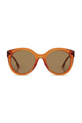 ronde oranje zonnebril ellis anise kom-s5405