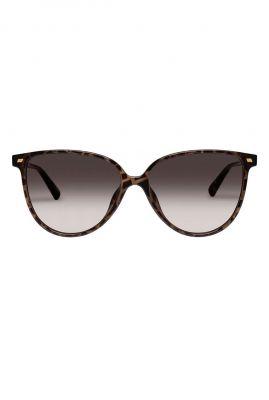bruine turtle cat-eye zonnebril eternally2260 lsp2002260