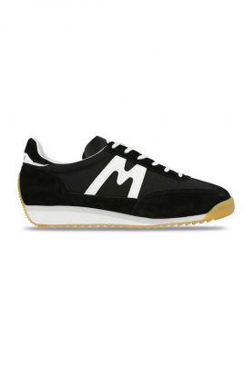 championair sneakers zwart met wit f805003