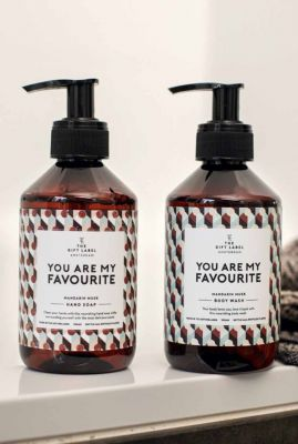 limited gift box voor moederdag you are my favourite 250 ml 10131118