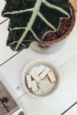 aromatisch en natuurlijk jasmijn geurblokje jasmijn blokje