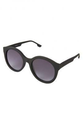 ronde zonnebril ellis carbon zwart kom-s5403