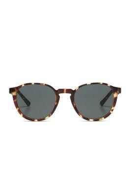 gemêleerde ronde zonnebril liam tortoise kom-s6802