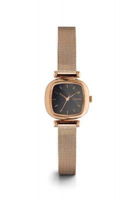 rosé gouden horloge moneypenny kom-w1244