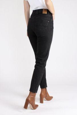zwarte vintage mom fit jeans nora 55-10