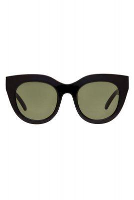zwarte cat eye zonnebril air heart2175 lsp1602175
