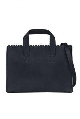 my paper bag zwarte mini handtas cross-body10761081