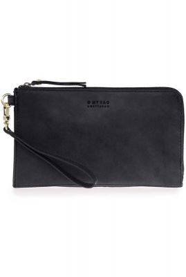 zwarte portemonnee travel wallet omb-e094cv