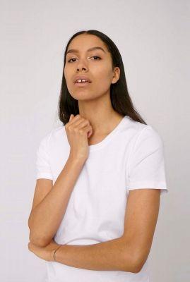 t-shirt van biologisch katoen organic cotton tee