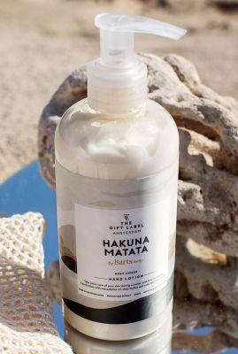 handlotion hakuna matata by barts boekje 250 ml 1016024