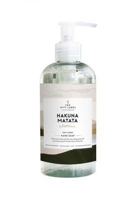 handzeep hakuna matata by barts boekje 250 ml 1016020