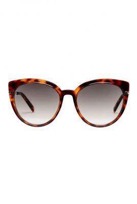bruin gemêleerde cat-eye zonnebril promiscuous2192 lsp2002192