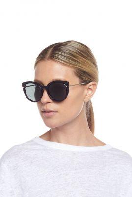 zwarte cat-eye zonnebril promiscuous2193 lsp2002193