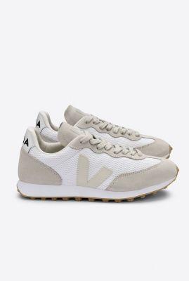 lichte sneakers met suede details rio branco alveomesh rb012382