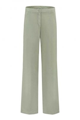 lichtgroene loose fit broek goya pants s21.2.1466