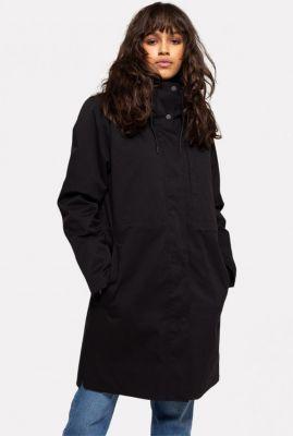 water afstotende parka jas met capuchon parka jacket 77157