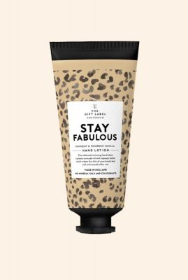 hand crème tube 40ml stay fabulous 1212002