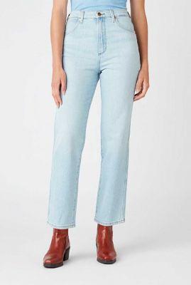 lichte high waist jeans wild west jeans W2H23833A