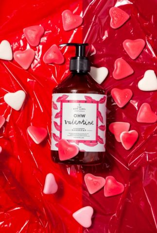valentijn handzeep 500ml ohw valentine 1011321
