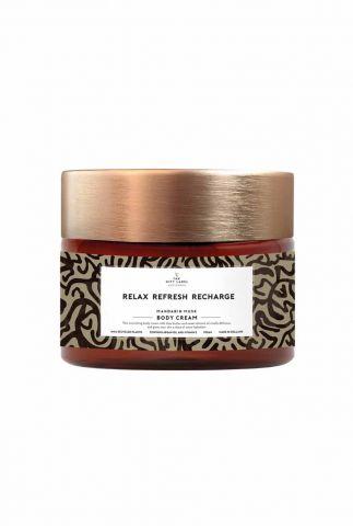 vegan body cream relax refresh recharge 250ml 1012805