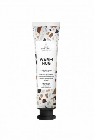 vegan lip balm tube warm hug 1017011