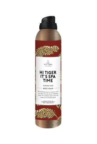 vegan body foam hi tiger it's spa time 1030003