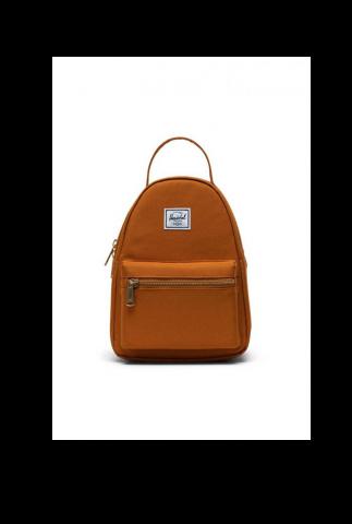 kleine donker oranje rugtas nova mini 10501-04097-os