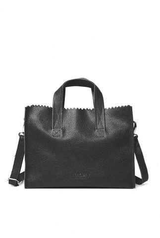 zwarte my paper bag cross body tas  10670631