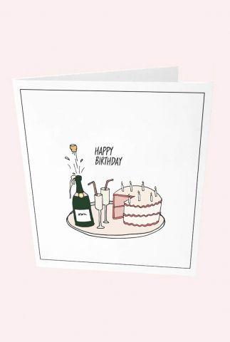 kaart happy birthday  1088822