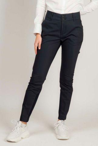 pantalon met dubbele knoopsluiting blake night pant 112629