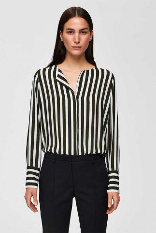 blouse met strepen dessin stina dynella 16069921 stina stripe noos
