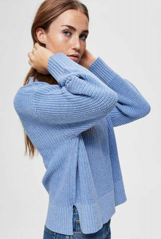 gebreide trui met verlaagde schoudernaden bailey trui noos 16073137