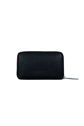 zwarte leren portemonnee my wallet medium 1865-0631