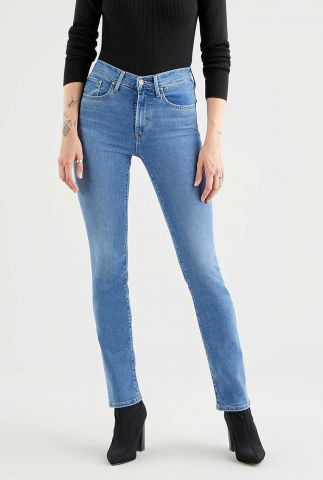 lichte straight fit jeans 724 high rise straight jeans 18883-0124