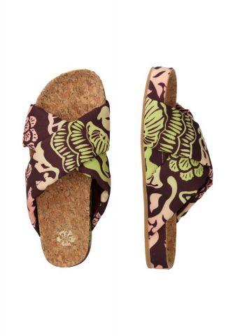 sandalen met gekruiste band yolin 20769600